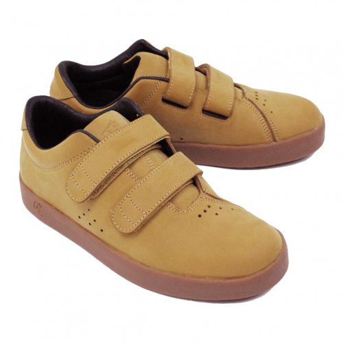 AREth ( アース ) 2020LATE I velcro ( BEIGE NUBUCK )