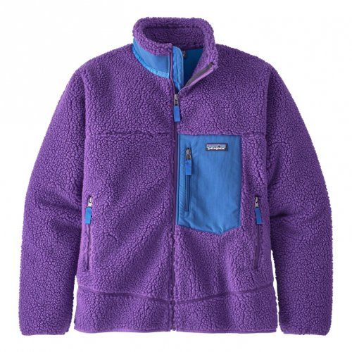PATAGONIA ( パタゴニア ) ジャケット MEN'S CLASSIC RETRO-X JACKET ( PURPLE ) 23056