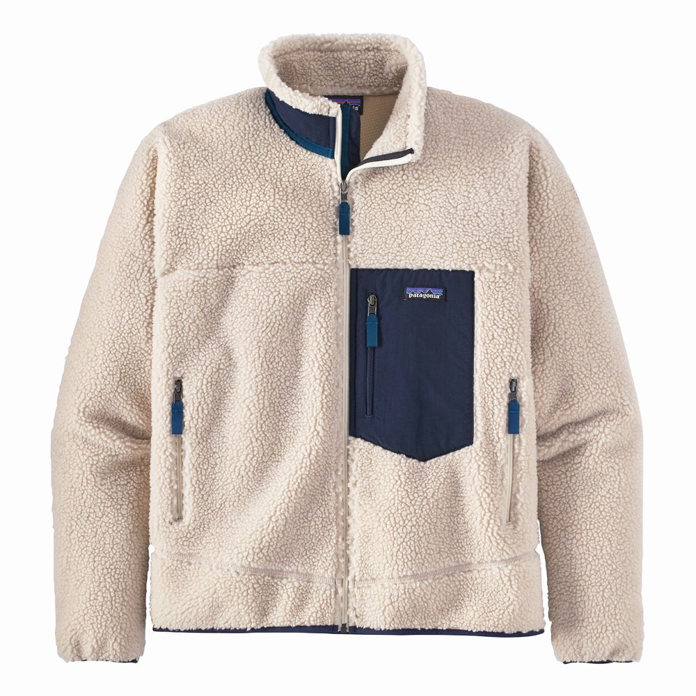 PATAGONIA ( パタゴニア ) ジャケット MEN'S CLASSIC RETRO-X JACKET ( NATURAL ) 23056
