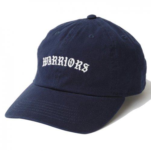 MAGIC NUMBER ( マジックナンバー ) キャップ WARRIORS COTTON LOW CAP ( NAVY )