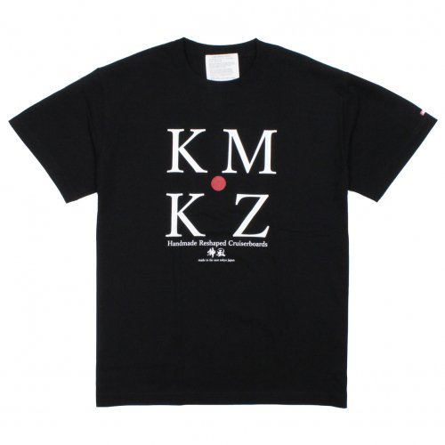 LIBE ( ライブ ) Tシャツ KMKZ-CROSS POINT TEE (BLACK) 15S45