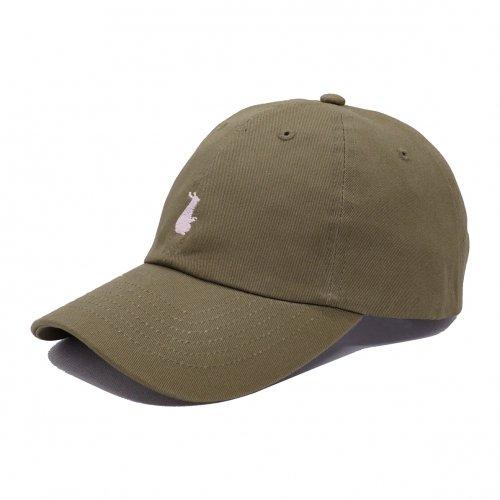 devadurga ( デヴァドゥルガ ) キャップ KUROUSAGI CAP ( KHAKI ) dg-1166