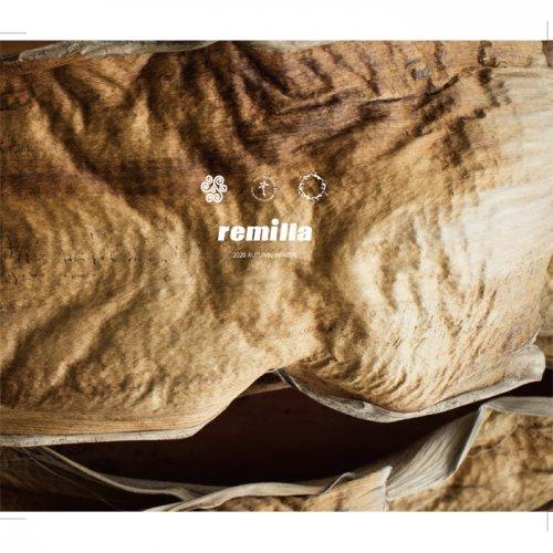 remilla ( レミーラ ) 2020 AUTUMN&WINTER カタログ