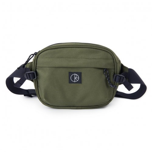 POLAR SKATE CO. ( ポーラー ) バック CORDURA HIP BAG ( ARMY GREEN ) WIN20