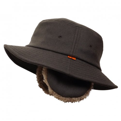 THE UNION ( ザユニオン ) ハット DAD BUCKET w/EAR WARMAER ( BROWN )