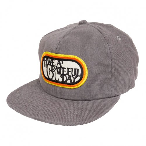 HAVE A GRATEFUL DAY ( ハブアグレイトフルデイ ) キャップ GRATEFUL DAY CORDUROY CAP ( GRAY ) GWG4016HGD