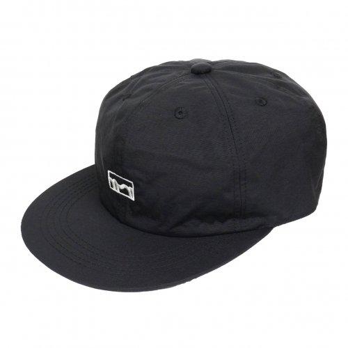 HITOTZUKI ( ヒトツキ ) キャップ KAMI NYLON CAP ( BLACK )