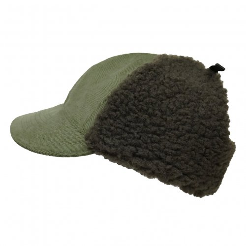 THE UNION ( ザユニオン ) キャップ THE BOMBER CAP ( OLIVE )