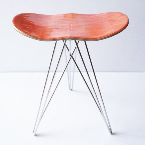 CORE ( コア ) STOOL ( RED )