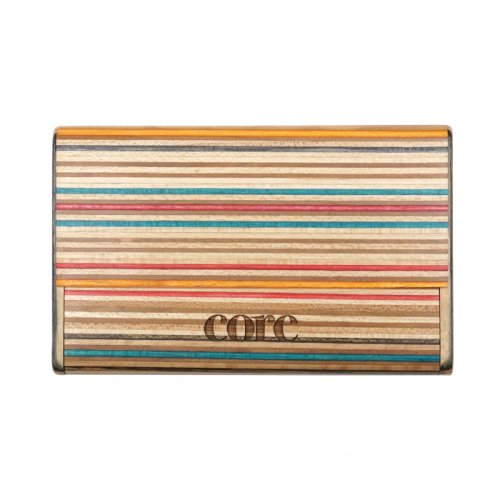 CORE (コア) CARD CASE ( NATURAL MIX )