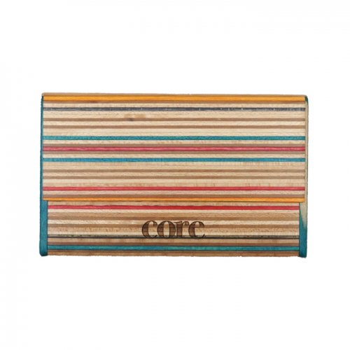 CORE (コア) CARD CASE -MY NAME IS- ( NATURAL MIX )