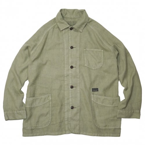 GOHEMP ( ゴーヘンプ ) ジャケット VENDOR FIELD JACKET ( OLIVE GREEN ) GHJ6131RCP