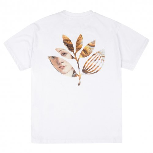 MAGENTA ( マジェンタ ) Tシャツ BOTTICELLI PLANT TEE ( WHITE ) SP21