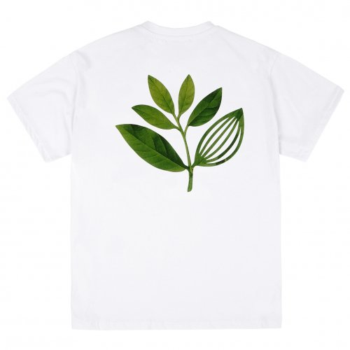 MAGENTA ( マジェンタ ) Tシャツ TRUE LEAF TEE ( WHITE ) SP21