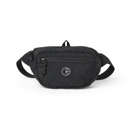 POLAR SKATE CO. ( ポーラー ) バッグ MINI HIP BAG ( BLACK )