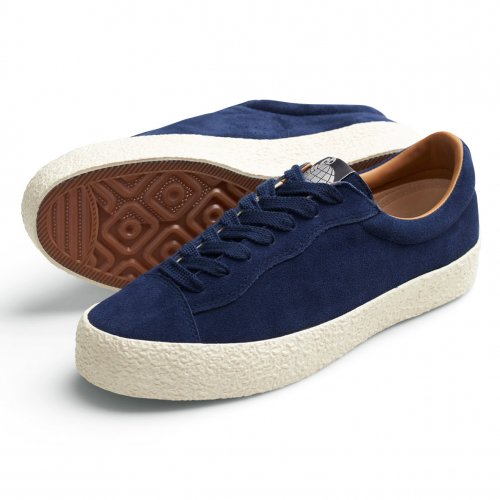LAST RESORT AB ( ラストリゾートエービー ) VM002 SUEDE LOW ( DEEP BLUE/WHITE  )