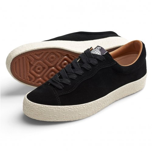 LAST RESORT AB ( ラストリゾートエービー ) VM002 SUEDE LOW ( BLACK/WHITE  )