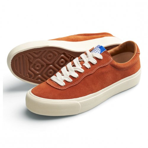 LAST RESORT AB ( ラストリゾートエービー ) VM001 SUEDE LOW ( BURNT ORANGE/WHITE )