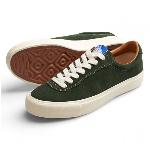LAST RESORT AB ( ラストリゾートエービー ) VM001 SUEDE LOW ( OLIVE/WHITE )