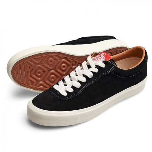 LAST RESORT AB ( ラストリゾートエービー ) VM001 SUEDE LOW ( BLACK/WHITE )