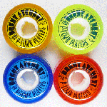 SATORI (サトリ) ソフトウィール BRENT ATCHLEY P-TOWN PLAYERS 54mm 78A (OG COLOR)