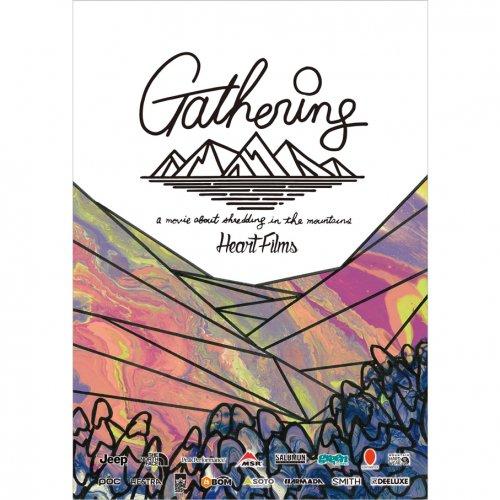 HEART FILMS「GATHERING」 (SNOWBOARD DVD)