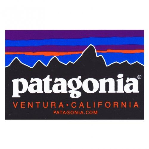 PATAGONIA ( パタゴニア ) LOGOステッカー