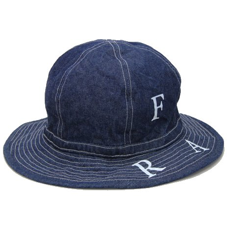 LIBE ( ライブ ) ハット FRA 18 DENIM HAT 18S16
