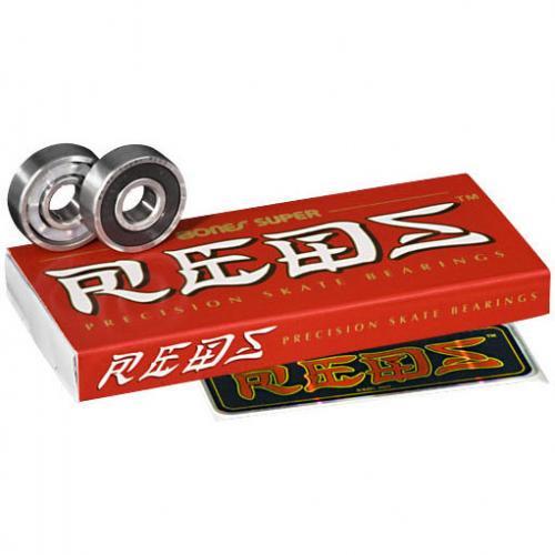 BONES (ボーンズ) ベアリング SUPER REDS BEARING