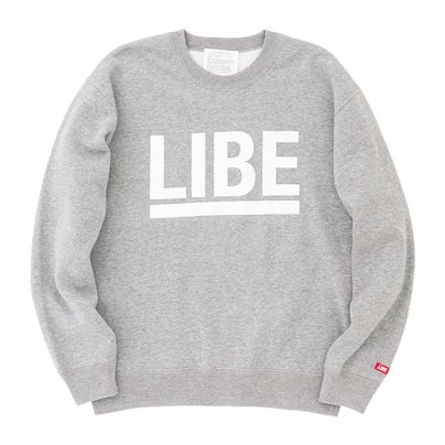 LIBE ( ライブ ) BIG LOGO SWEAT 11A03