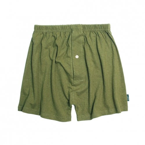 GOHEMP ( ゴーヘンプ ) トランクス BASIC MEN'S SUNNY UNDER SHORTS ( LIME GREEN ) GHC9532RG