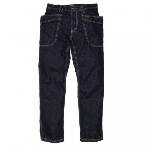 GOHEMP ( ゴーヘンプ ) BASIC MEN'S VENDER FITS PANTS (ONE WASH) GHP1518CFO