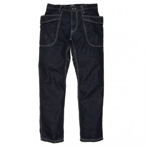 GOHEMP ( ゴーヘンプ ) BASIC LADY'S VENDER FITS PANTS (ONE WASH)  GHP1518CFO