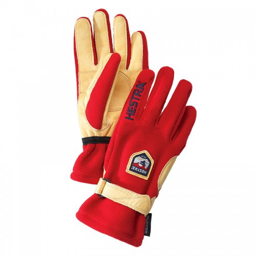 HESTRA (ヘストラ) 16-17 WINDSTOPPER ACTIVE (RED)