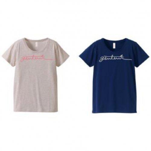 GENTEMSTICK ( ゲンテンスティック ) Tシャツ LADY'S GENTEMSURF TEE