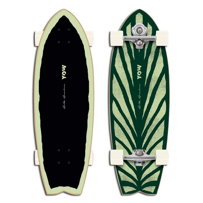 YOW SURF SKATE ( ヤウサーフスケート ) ARITZ ARANBURU 32.5