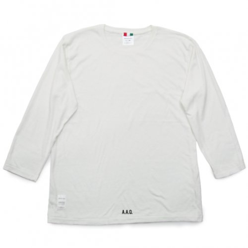 LIBE ( ライブ ) ロンTEE A.A.Q FINE FIT LONG SLEEVE TEE 17S05