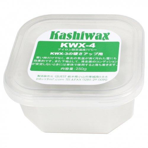 KASHIWAX (カシワックス) KWX-4 250g ケース入り