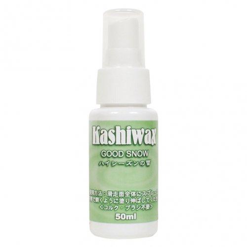KASHIWAX (カシワックス) GOOD SNOW 液体スプレーワックス