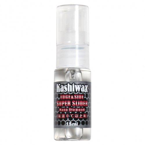 KASHIWAX ( カシワックス ) SUPER SLIDER エッジ&サイドウォール用ワックス 15ml (WARM)
