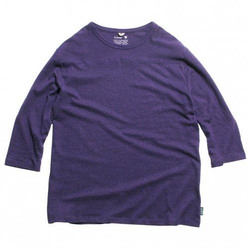 GOHEMP ( ゴーヘンプ ) フットボールTシャツ BASIC LADY'S FOOTBALL TEE ( KALE GREEN ) GHC4202RG