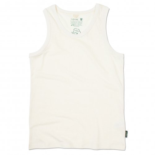 GOHEMP ( ゴーヘンプ ) タンクトップ BASIC LADY'S FINEDAY TANK TOP ( NATURAL ) GHC4291RG18