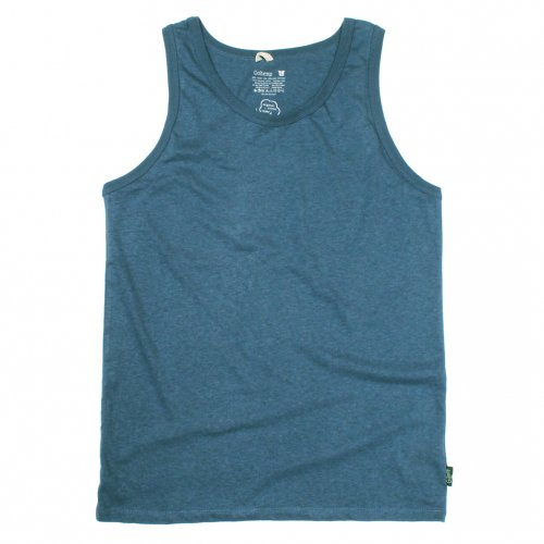 GOHEMP ( ゴーヘンプ ) タンクトップ BASIC LADY'S FINEDAY TANK TOP ( NIAGARA BLUE ) GHC4291RG18