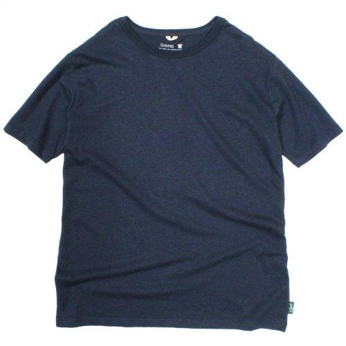 GOHEMP ( ゴーヘンプ ) Tシャツ BASIC LADY'S S/SL TEE ( MARINE NAVY ) GHC4200RG