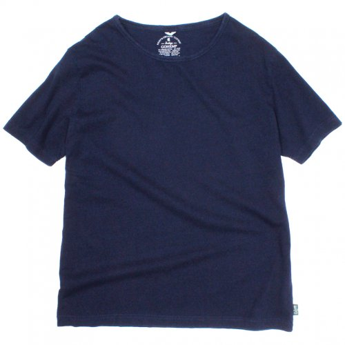 GOHEMP ( ゴーヘンプ ) Tシャツ BASIC LADY'S S/SL TEE ( INDIGO ) GHC4200ID5