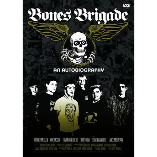 「BONES BRIGADE」 (SKATEBOARD DVD)