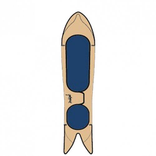 GENTEMSTICK ( ゲンテンスティック ) ソールガード ( ROCKET FISH HP用 )