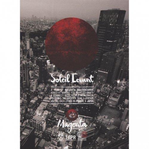 MAGENTA ( マジェンタ )「Soleil Levant」(SKATEBOARD DVD)