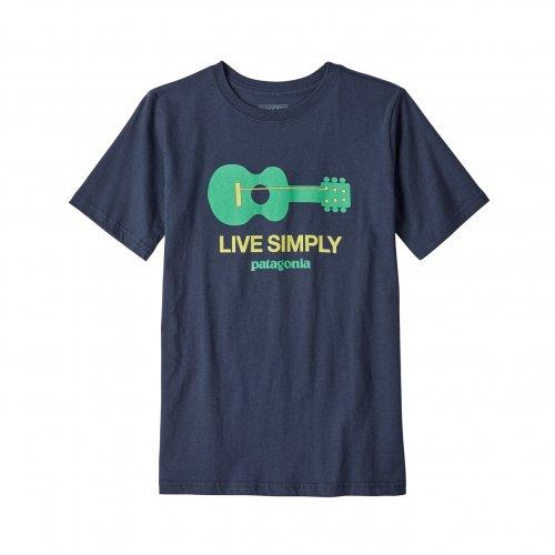 PATAGONIA ( パタゴニア ) キッズTシャツ BOYS GRAPHIC ORGANIC T-SHIRT ( LSNN ) 62151
