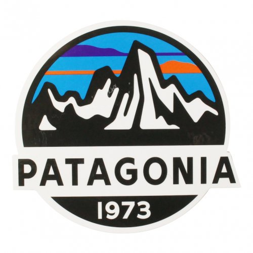 PATAGONIA ( パタゴニア ) ステッカー FITZ ROY SCOPE STICKER (92108)